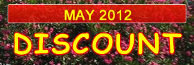 Discount - 1st May 2013